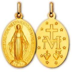 médaille miraculeuse 1